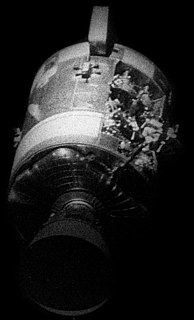 Apollo 13 Seventh crewed flight in the Apollo program, which failed to land on the Moon following an in-flight incident