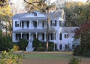 National Register of Historic Places listings in Marlboro County, South Carolina - Image: Appin