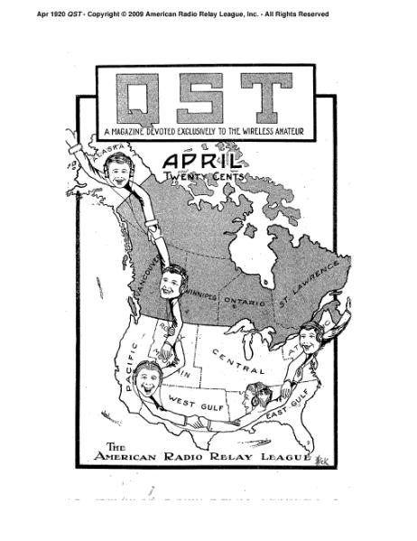 File:April 1920 QST.djvu