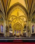 Apse, Assumption Church, Windsor 2015-01-17.jpg