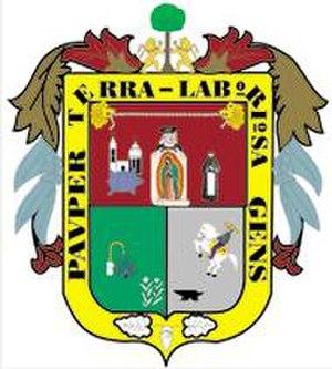 Arandas, Jalisco - Image: Arandas escudo