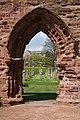 Arbroath Abbey - view of doorway.jpg