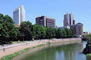 Amagasaki - Image: Archaic Hall Amagasaki Hyogo 02s 3s 2550