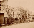 Archivo General de la Nación Argentina 1899 Fragata Sarmiento viaje inaugural Panamá, Ruinas del templo antiguo de Jesuitas.jpg