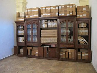 Ojuelos de Jalisco - The Archive of the Ojuelos's Hacienda.