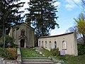 Arcumeggia - La Chiesa con la Via Crucis.jpg