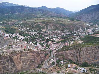 Ardanuç - Image: Ardanuc
