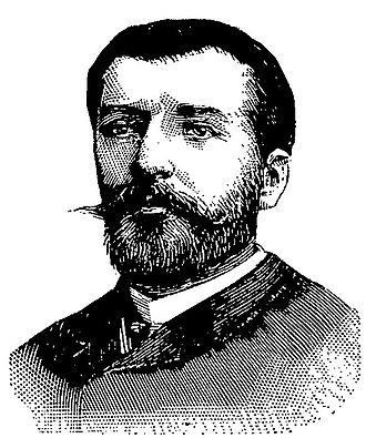 Emmanuel Arène - Arène in 1892 during the Panama affair