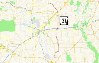 Arkansas Highway 31 highway in Arkansas