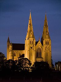 Armagh, St Patricks RC cathedral.jpg