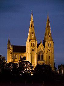 Armagh, St Patricks RC cathedral.jpg