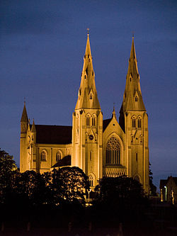 Armagh, St Patricks RC cathedral