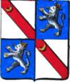 Armes de Bellefroid d'Oudoumont.png