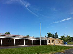 Hamburg Central School District - Image: Armor Elementary School