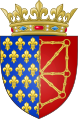 Arms of the Kingdom of France & Navarre (Ancien).svg