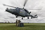 Army Air Corps Reserves train with Wildcat helicopters MOD 45164376.jpg