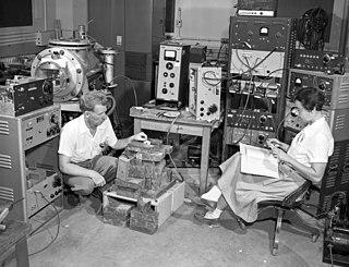 Frances Pleasonton Particle physicist at the Oak Ridge National Laboratory