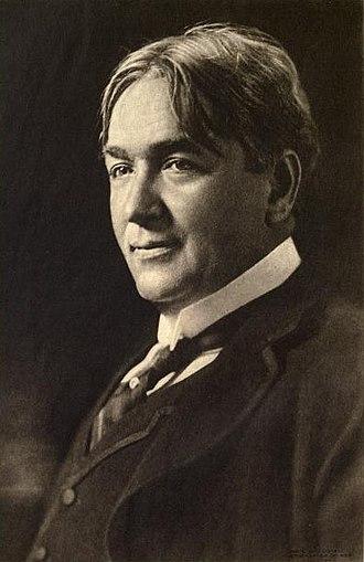American Management Association - Arthur Williams, first president of NACS, 1913.
