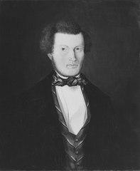 Arvid Larsson, 1785-1841, rusthållare, gift med Eva Sophia Fridman