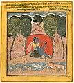 Asavari Ragini, Ragamala, 1610.jpg
