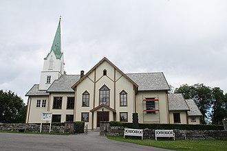 Jacob Wilhelm Nordan - Image: Askim kirke