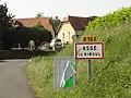 Assé-le-Riboul (Sarthe) entrée.jpg