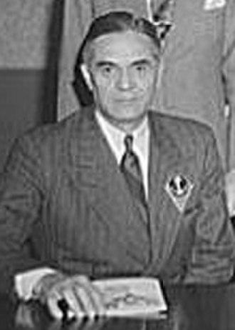 Interim Committee - Ralph A. Bard