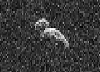 Near-Earth object - Image: Asteroid 2006DP14