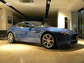Aston Martin V8 Vantage (2008)