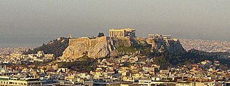 Acropolis - The Acropolis of Athens