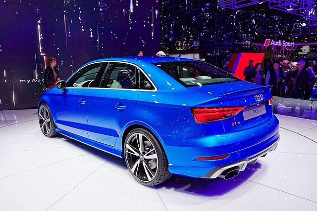 Audi RS 3 (8VA)