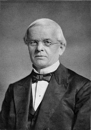 August Dillmann - Image: August Dillman 1894