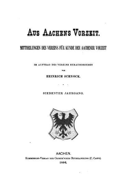 File:Aus Aachens Vorzeit 07 1894.djvu
