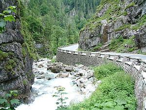 Katschberg Pass - Katschberg Road