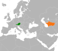 Austria Turkmenistan Locator.png