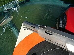 AMT AutoMag V - Image: Automag V 3