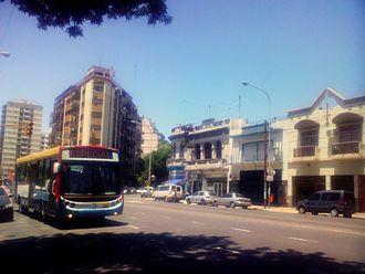 Liniers - Rivadavia Avenue