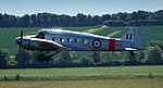 Avro Anson, Imperial War Museum, Duxford, May 19th 2018. (42206932032).jpg