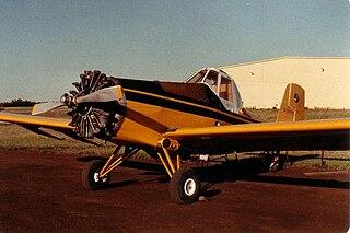 Ayres Thrush American agricultural aircraft