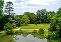Azay-le-Rideaux Château d'Azay-le-Rideau Jardin.jpg