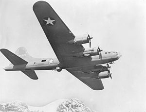 Frank A. Armstrong - B-17 Flying Fortress