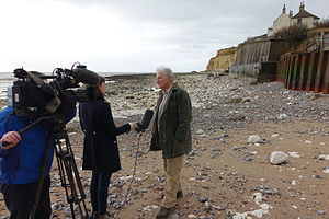 Cuckmere Haven - BBC Interview with a Cuckmere Haven SOS representative in February 2016