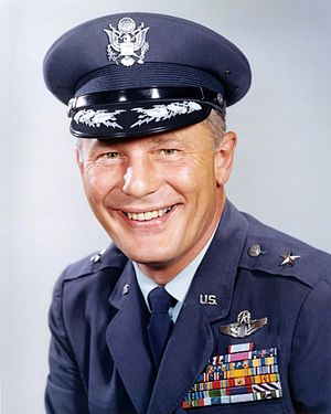 Brigadier General Robin Olds, USAF