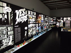 Yes is More exhibition at DAC