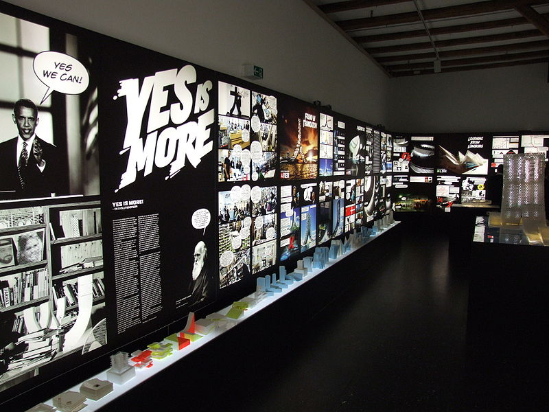 File:BIG Yes Is More exhibition at DAC 2009.JPG