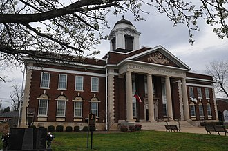 Bleckley County, Georgia - Image: BLECKLEY COUNTY COURTHOUSE