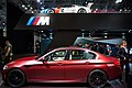BMW M5 and BMW M1 at the New York International Auto Show NYIAS (39516099920).jpg