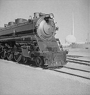 Baltimore and Ohio class N-1 - Image: B and O 5600