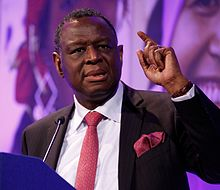 Babatunde Osotimehin at the London Summit on Family Planning.jpg
