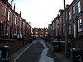 Back Burchett Place, Woodhouse, Leeds, seen from Hartley Avenue (2009) - panoramio.jpg